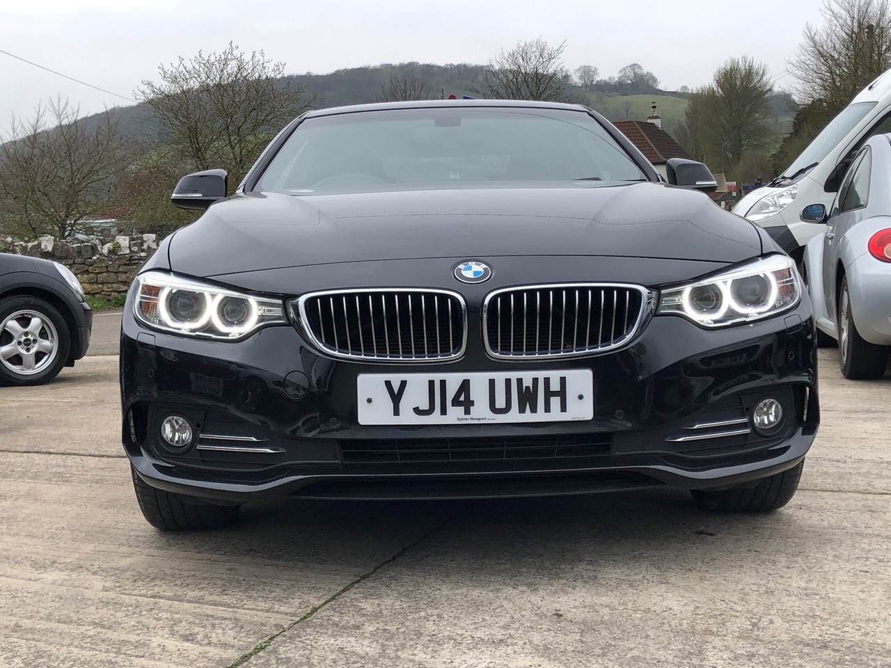 BMW 4 Series 2.0 420d Luxury xDrive 2dr – Outstanding full
