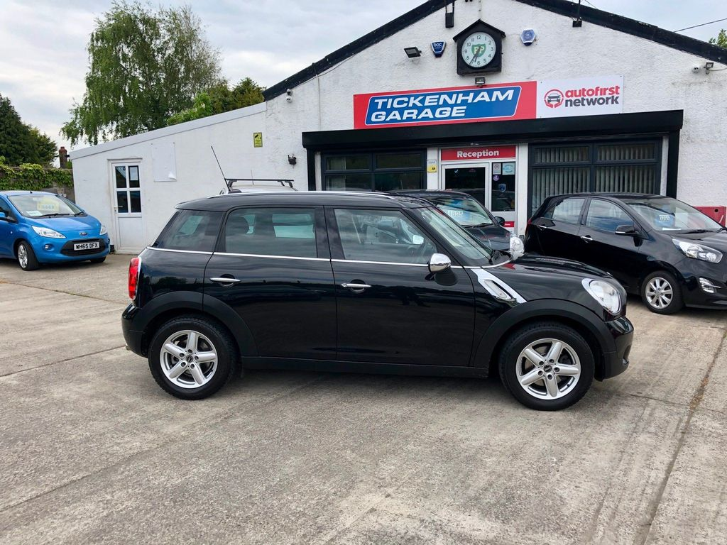 MINI Countryman 1.6 Cooper D (Pepper) 5dr full