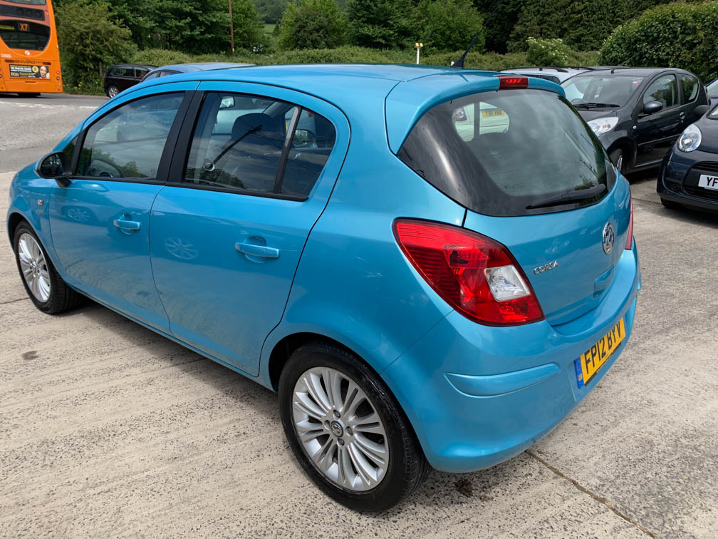 Vauxhall Corsa 1.2 SE 5 Door Petrol with a/c full