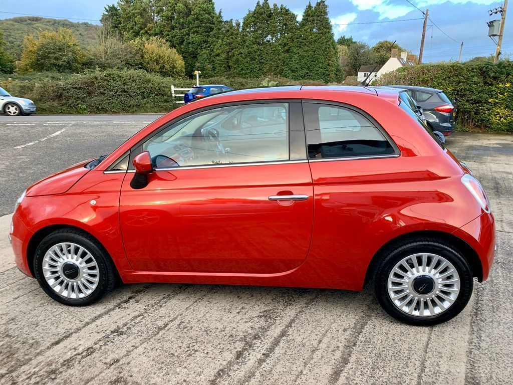 Fiat 500 1.2 Lounge (s/s) 3dr full