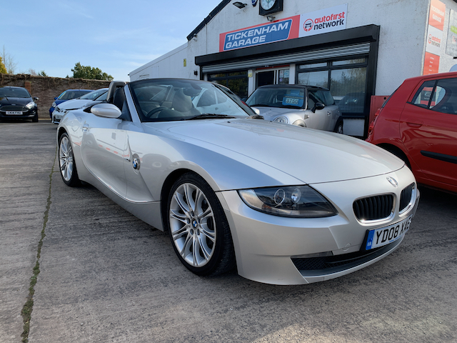 BMW Z4 2.0 i Sport Roadster 2dr full