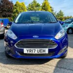 Ford Fiesta 1.0 T EcoBoost Zetec (s/s) 5dr (1 owner from new) full