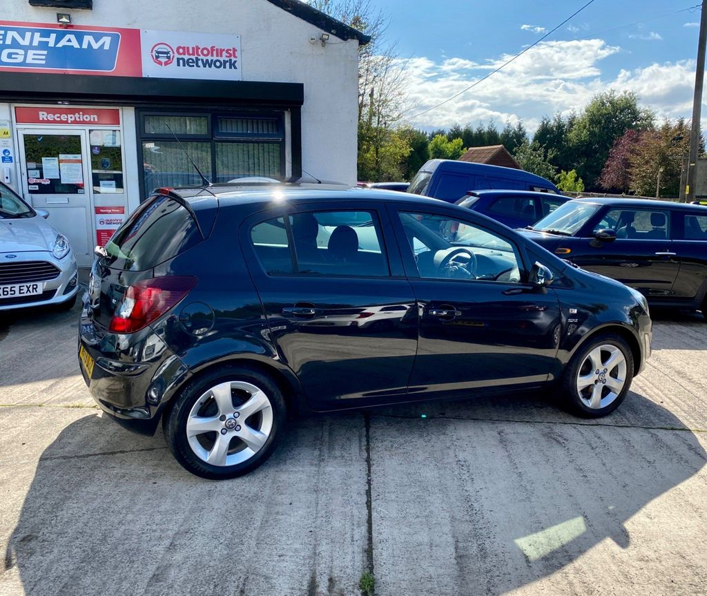 Vauxhall Corsa 1.2 i 16v SXi 5dr Air Con – Only 32,000 miles full