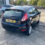 Ford Fiesta 1.25 Style 3dr (Only 8974 miles!) full