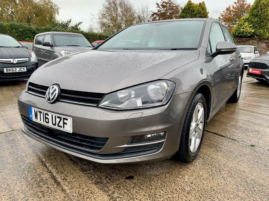 Volkswagen Golf 1.4 TSI BlueMotion Tech Match Edition (s/s) 5dr full